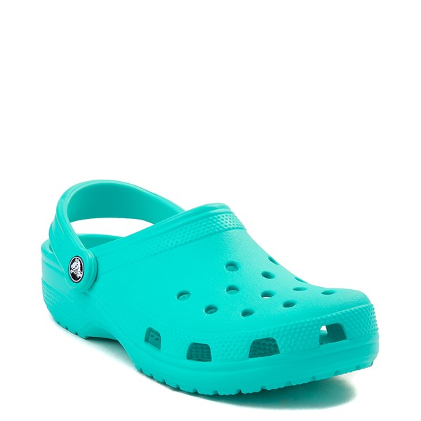 alternate view Crocs Classic Clog - Pool BlueALT1