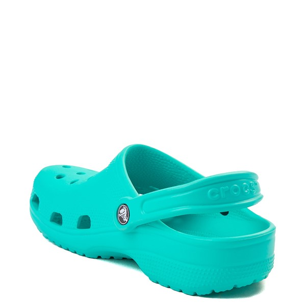 alternate view Crocs Classic Clog - Pool BlueALT2