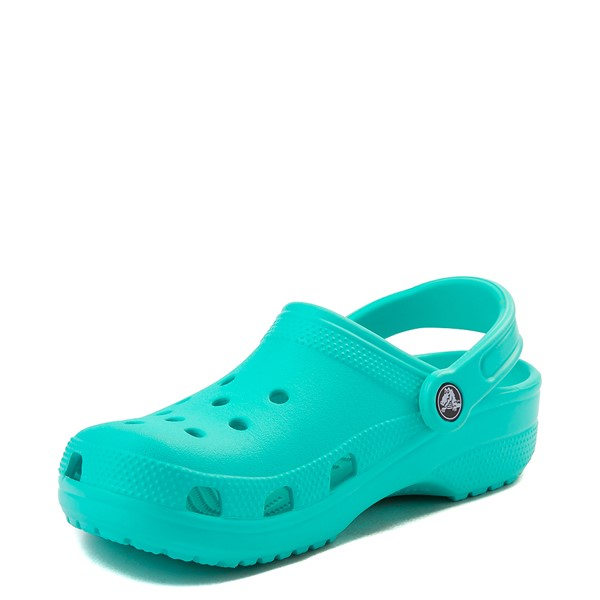 alternate view Crocs Classic Clog - Pool BlueALT3
