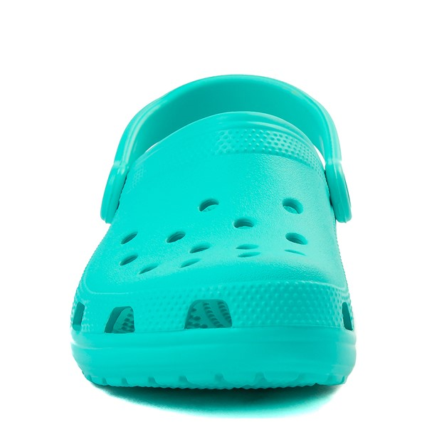 alternate view Crocs Classic Clog - Pool BlueALT4