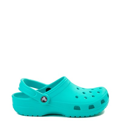 Main view of Crocs Classic Clog - Pool Blue