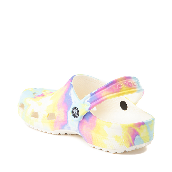 alternate view Crocs Classic Clog - Pastel Tie DyeALT1