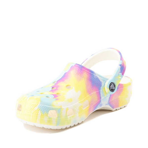 alternate view Crocs Classic Clog - Pastel Tie DyeALT2