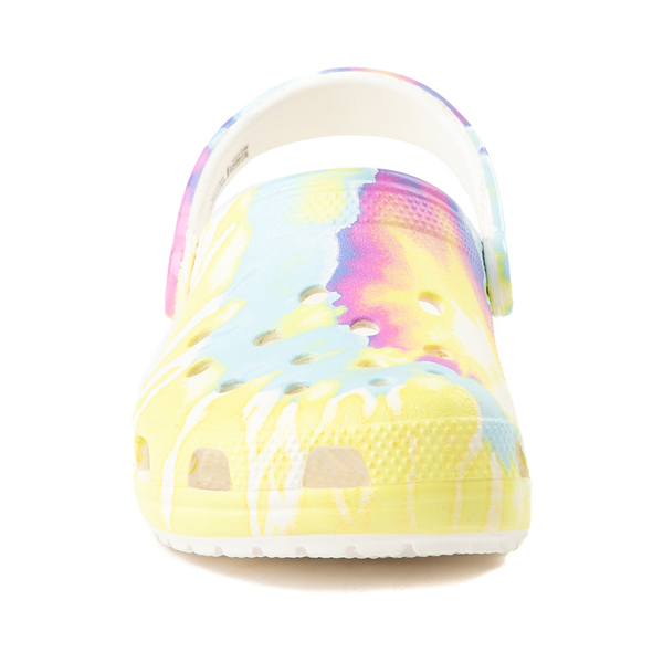 alternate view Crocs Classic Clog - Pastel Tie DyeALT4