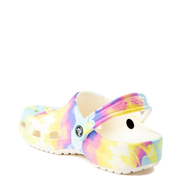 alternate view Crocs Classic Tie Dye Clog - MultiALT2