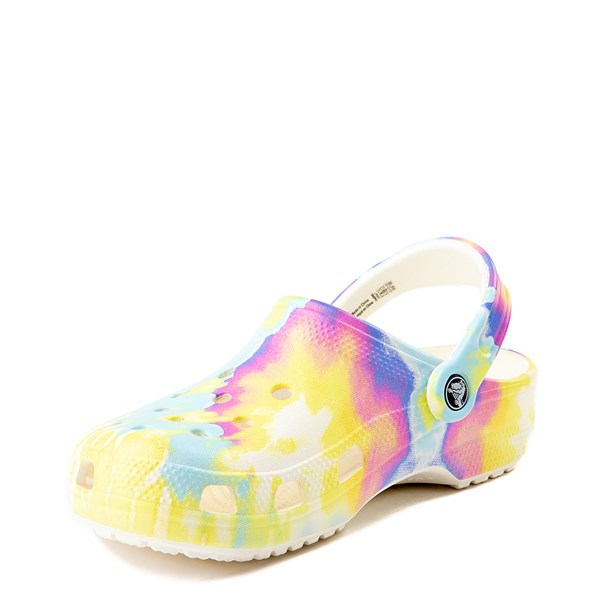 alternate view Crocs Classic Clog - Pastel Tie DyeALT3