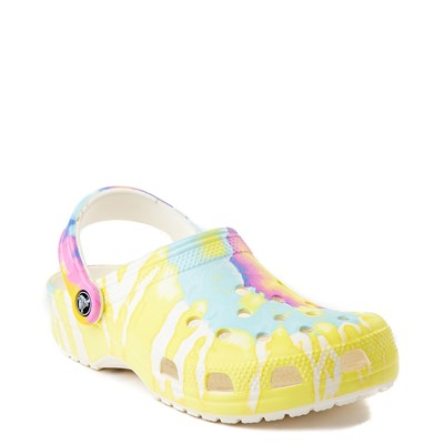 Alternate view of Crocs Classic Clog - Pastel Tie Dye