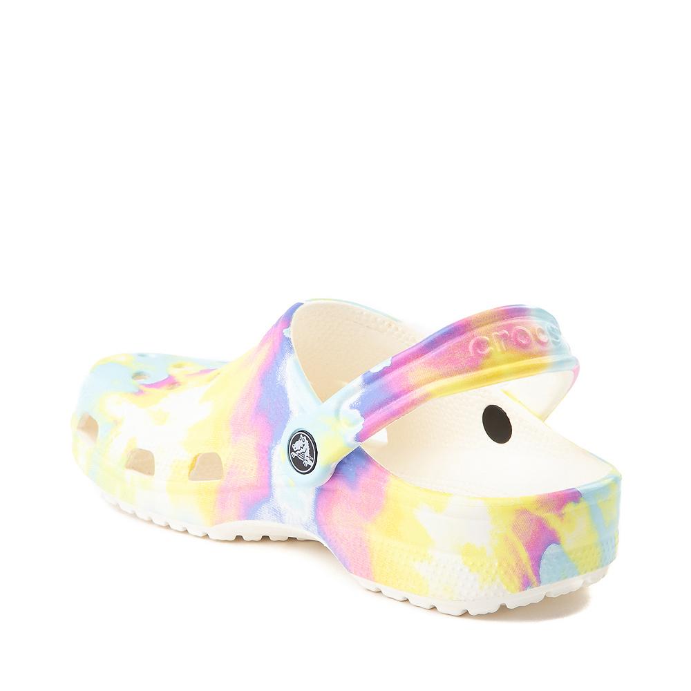 Crocs Classic Clog - Pastel Tie Dye