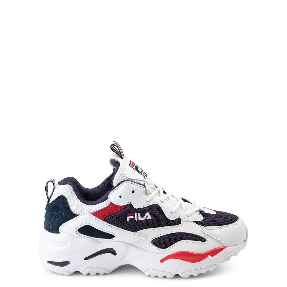 Fila Ray Tracer Athletic Shoe - Big Kid
