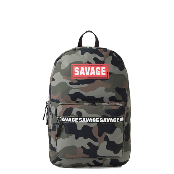 Main view of Savage Backpack - Camo
