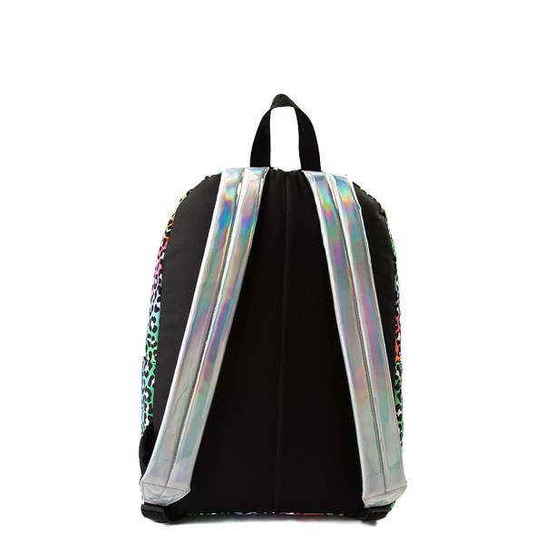 Alternate view of Iridescent Cheetah Backpack