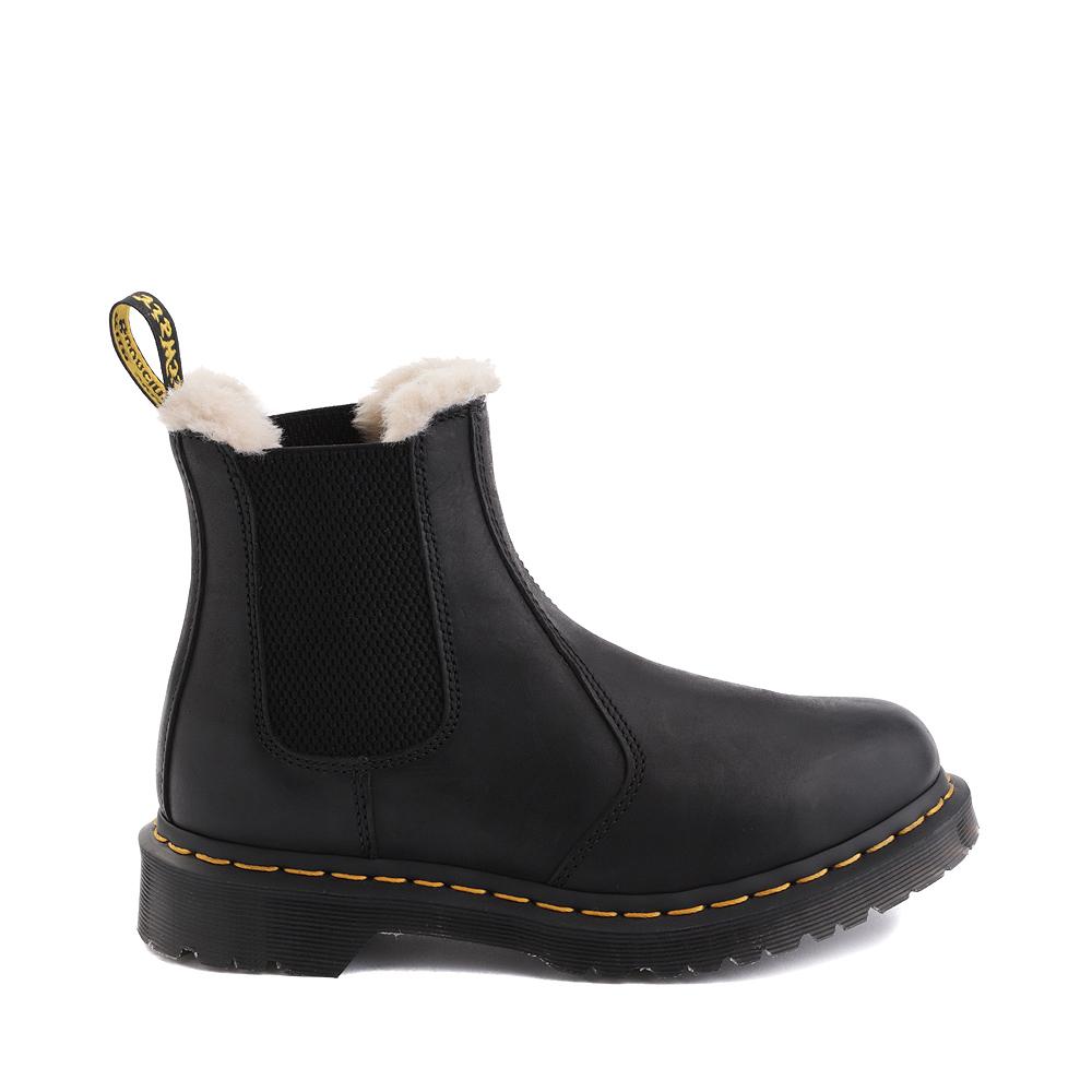 Womens Dr. Martens 2976 Leonore Chelsea Boot - Black