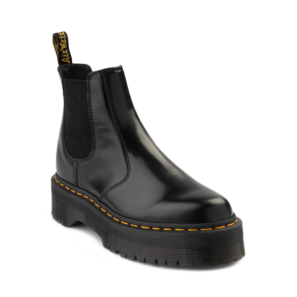 alternate view Dr. Martens 2976 Platform Chelsea Boot - BlackALT5