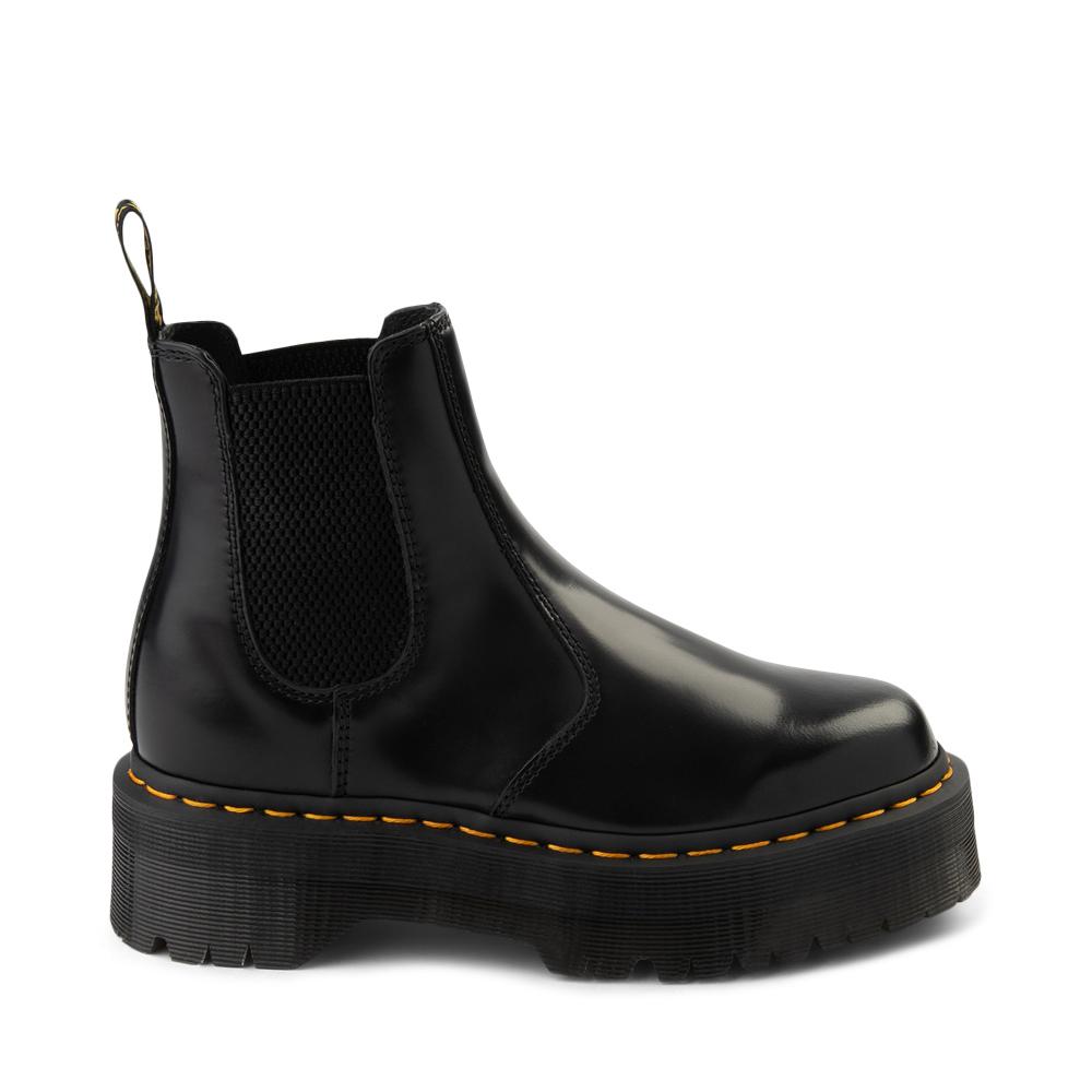 Dr. Martens 2976 Platform Chelsea Boot - Black
