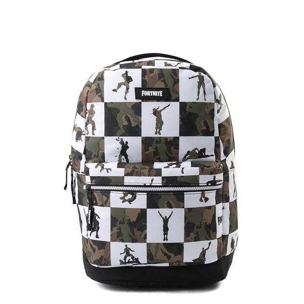 Main view of Fortnite Dance Backpack - Camo
