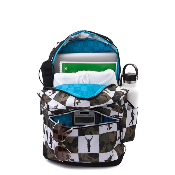 alternate view Fortnite Dance Backpack - CamoALT1