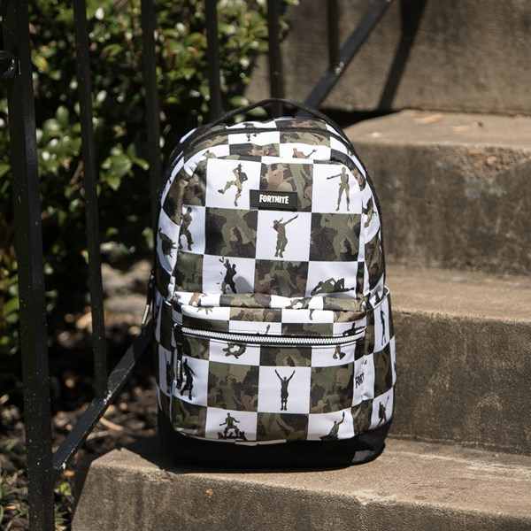 alternate view Fortnite Dance Backpack - CamoALT1BB