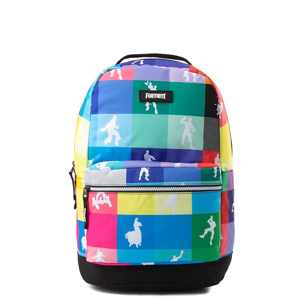 Main view of Fortnite Dance Backpack - Multi