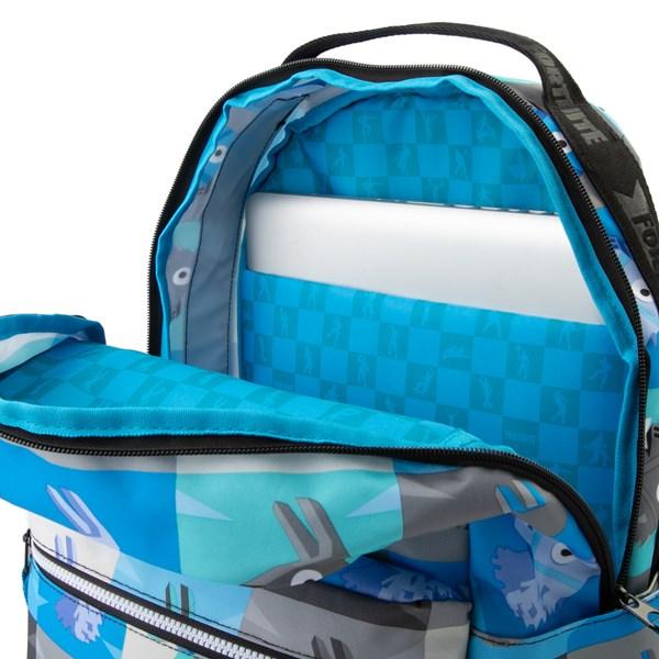 alternate view Fortnite Llama Backpack - Blue / GrayALT2