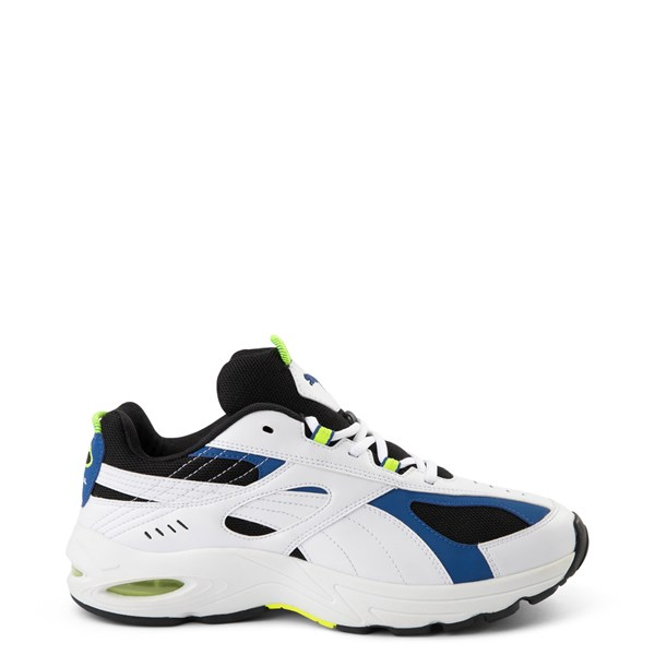 Mens Puma Cell Speed Athletic Shoe - White / Galaxy Blue