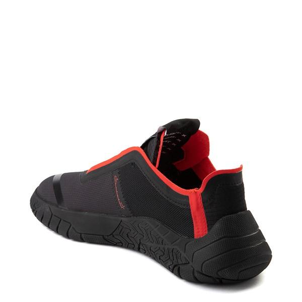 alternate view Mens Puma Replicat-X Athletic Shoe - Black / RedALT2