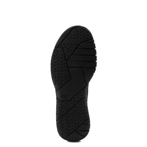 alternate view Mens Puma Replicat-X Athletic Shoe - Black / RedALT5