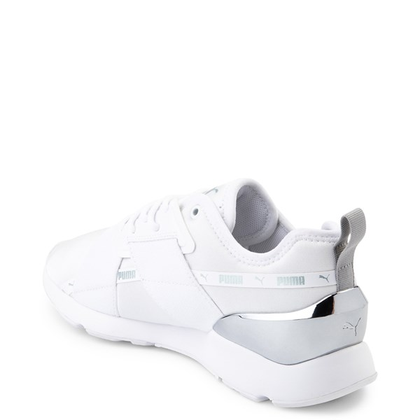 alternate view Womens Puma Muse X-2 Athletic ShoeALT2
