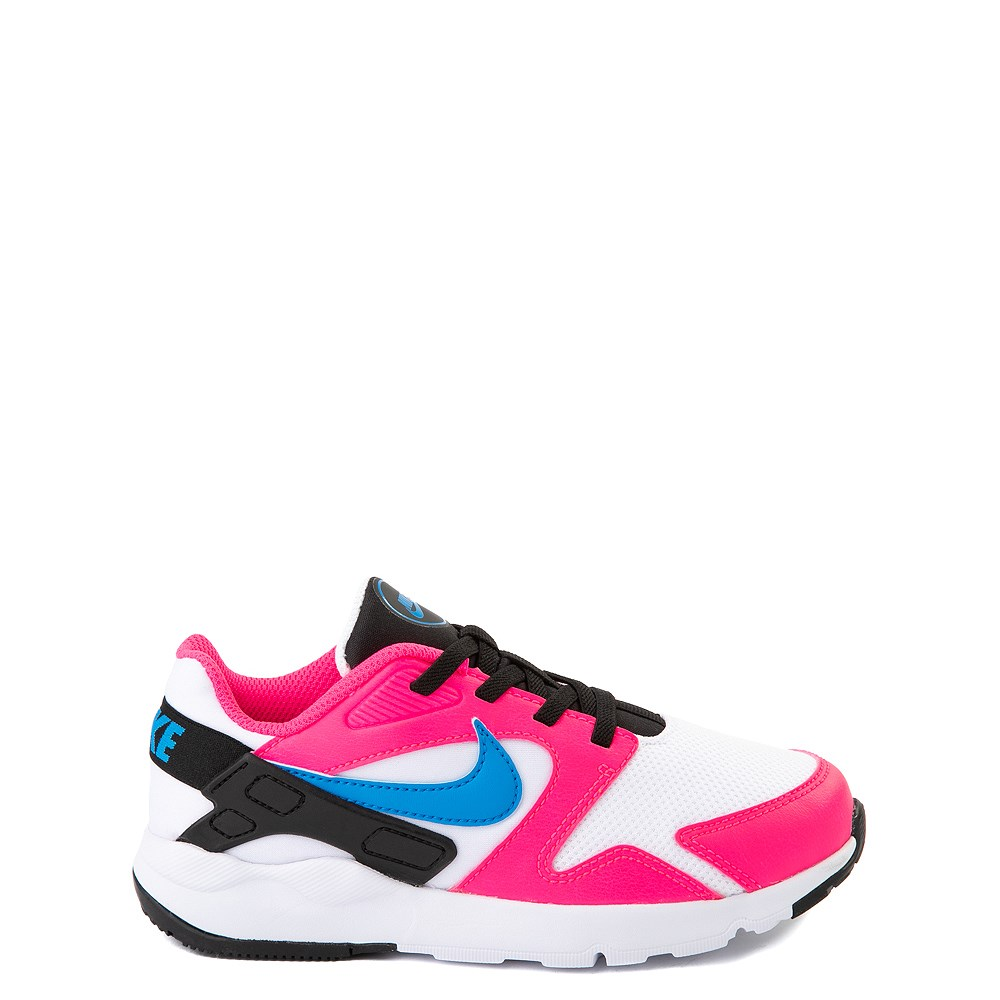 Nike LD Victory Athletic Shoe - Little Kid - White / Pink / Blue
