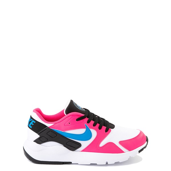 Main view of Nike LD Victory Athletic Shoe - Big Kid - White / Pink / Blue