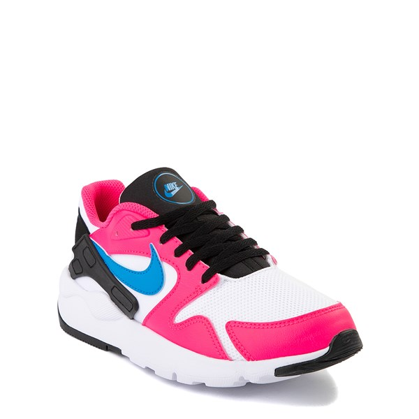Alternate view of Nike LD Victory Athletic Shoe - Big Kid - White / Pink / Blue