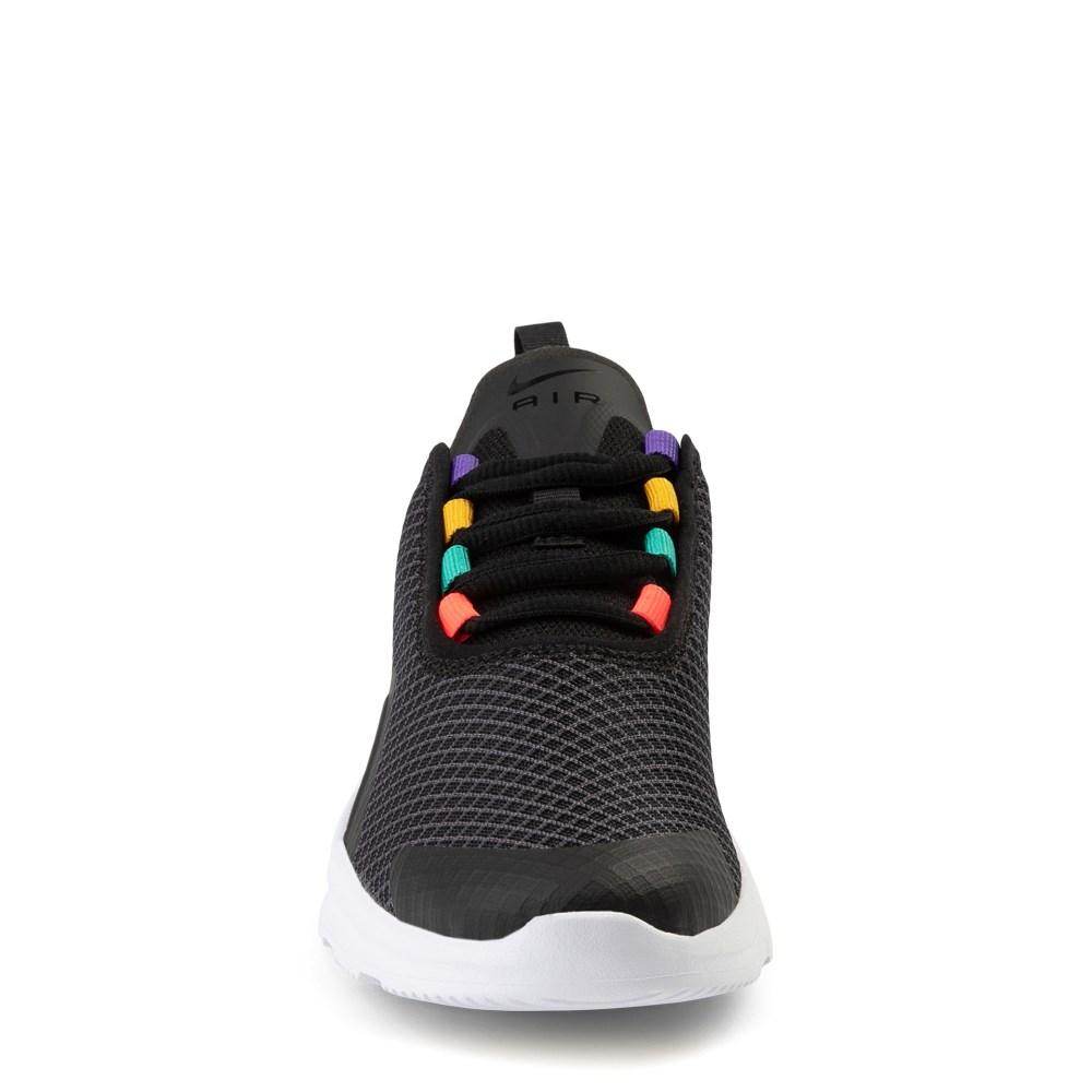 Black Nike Boys Boys Air Max Motion 2 Sneaker | Athletic