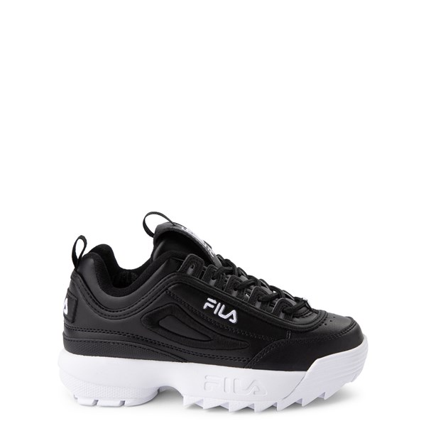 Main view of Fila Disruptor 2 Athletic Shoe - Little Kid - Black