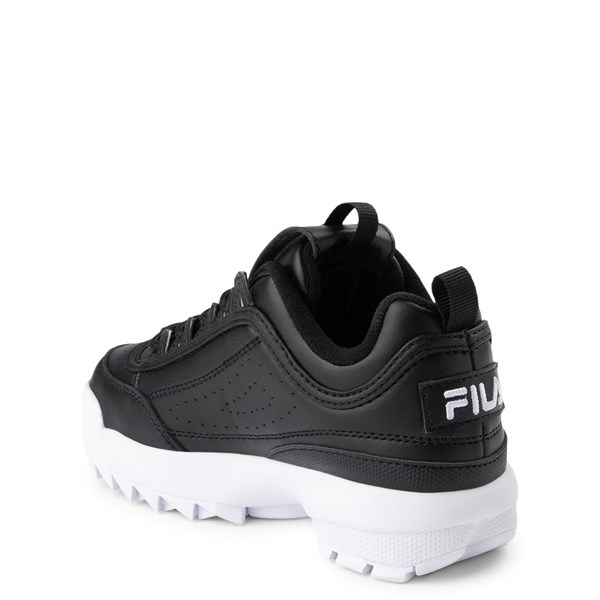 alternate view Fila Disruptor 2 Athletic Shoe - Little Kid - BlackALT2