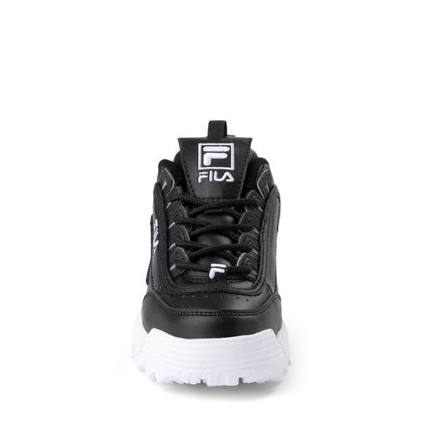 alternate view Fila Disruptor 2 Athletic Shoe - Little Kid - BlackALT4