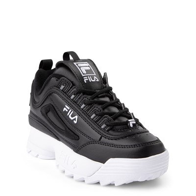 Alternate view of Fila Disruptor 2 Athletic Shoe - Little Kid - Black