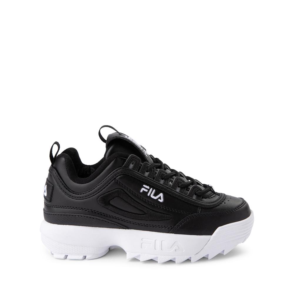 Fila Disruptor 2 Athletic Shoe - Little Kid - Black