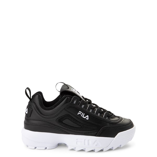 Fila Disruptor 2 Athletic Shoe - Big Kid - Black