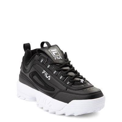 Alternate view of Fila Disruptor 2 Athletic Shoe - Big Kid - Black