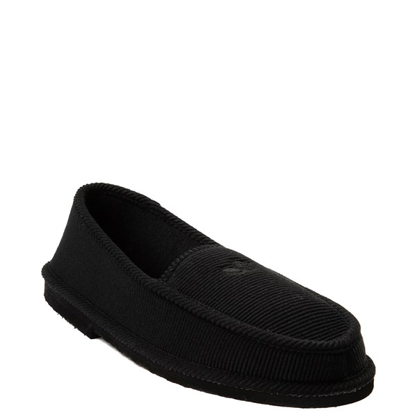 alternate view Mens DVS Francisco Slipper - BlackALT1