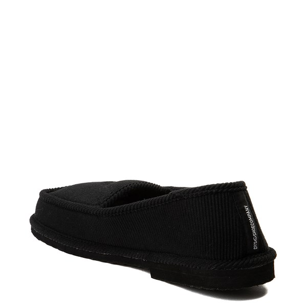 alternate view Mens DVS Francisco Slipper - BlackALT2