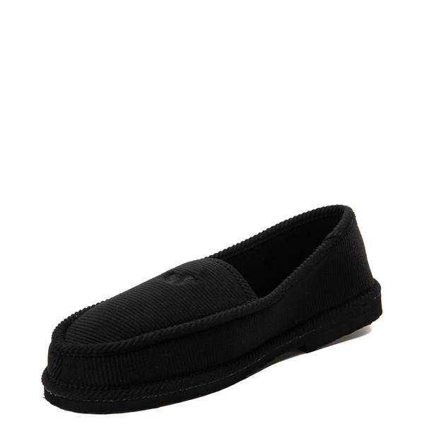 alternate view Mens DVS Francisco Slipper - BlackALT3