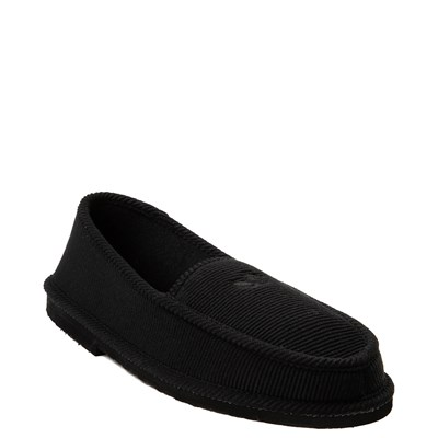 Alternate view of Mens DVS Francisco Slipper - Black