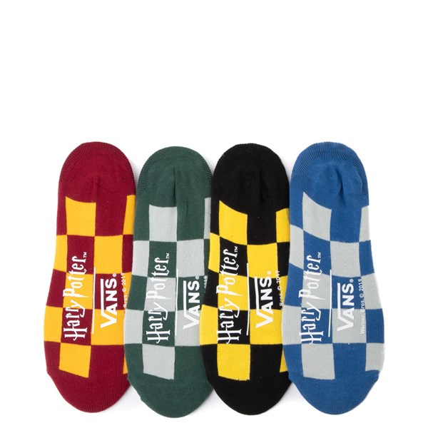 alternate view Womens Vans x Harry Potter Hogwarts Houses Liners 4 PackALT1