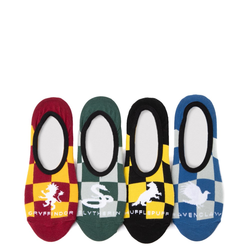 Womens Vans x Harry Potter Hogwarts Houses Liners 4 Pack