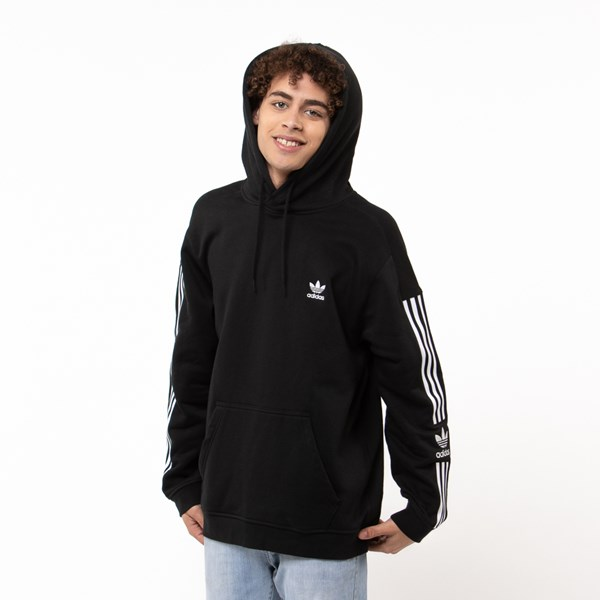 alternate view Mens adidas Lock Up HoodieALT4