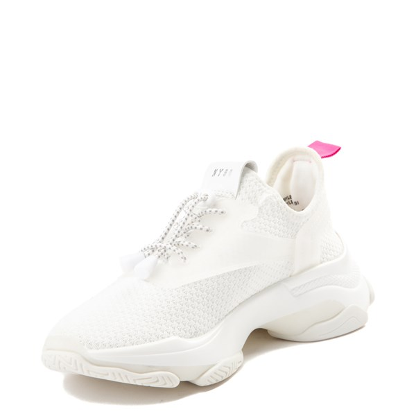alternate view Womens Steve Madden Myles Athletic Shoe - WhiteALT3