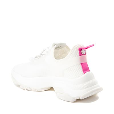 Alternate view of Womens Steve Madden Myles Athletic Shoe - White