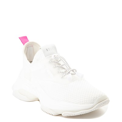 Alternate view of Womens Steve Madden Myles Athletic Shoe - White