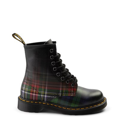 Main view of Dr. Martens 1460 8-Eye Tartan Boot