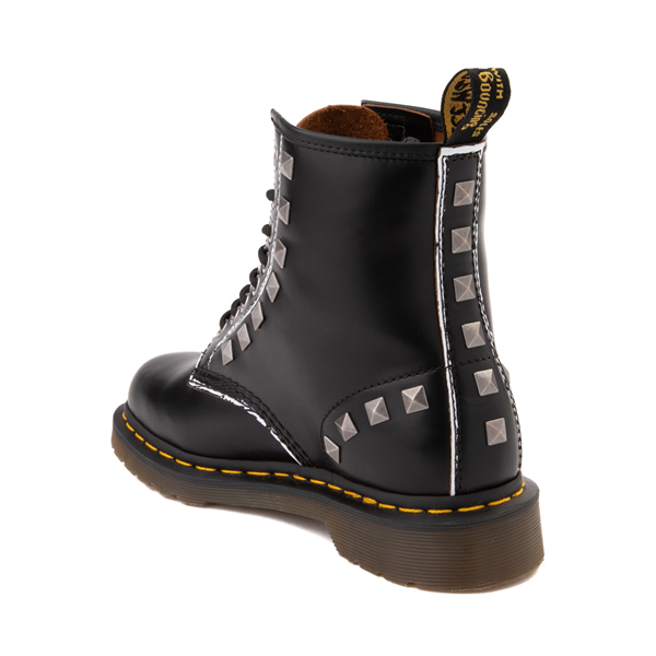 alternate view Dr. Martens 1460 8-Eye Stud BootALT2